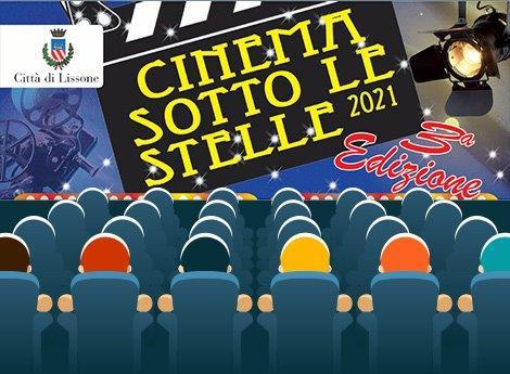 Logo Cinema Sotto le Stelle 2021