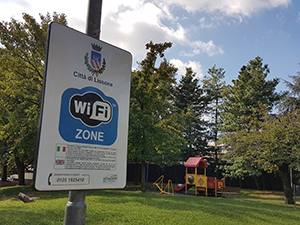 Zona WiFi via Don Minzoni