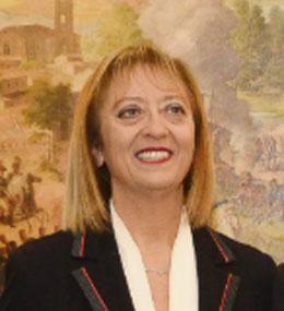Il Prefetto della Provincia di Monza e Brianza, Patrizia Palmisani