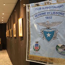 """""""Non solo rocce"""" mostra di Danilo Sanvito a Lissone"""