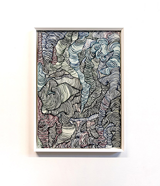 """Thresholds"" - Mostra di Maurizio Donzelli"