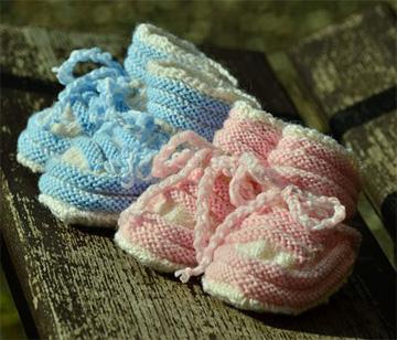 scarpine neonati