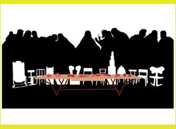 12+1 Invito a Cena  (il pane di Leonardo)