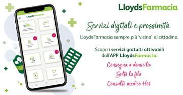 LloydsFarmacia - servizi digitali -