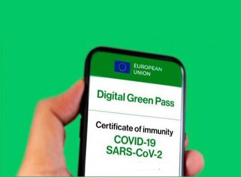 immagine green pass - COVID-19