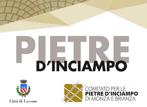 Pietre d'Inciampo - Comune di Lissone - Comitato per le Pietre d'Inciampo di Monza e Brianza