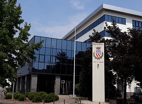 Immagine Esterno Palazzo comunale