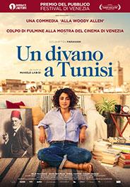 immagine locandina film Un divano a Tunisi