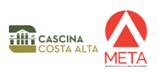 loghi Cascina Costa Alta e Coop.META