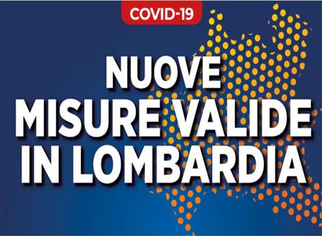Immagine nuove indicazioni Regione Lombardia