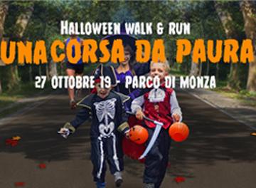 Una corsa da paura - Halloween Walk & Run IV edizione