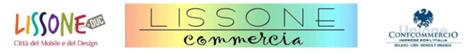 loghi  DUC Lissone - LISSONE Commercia -  Unione Commercio