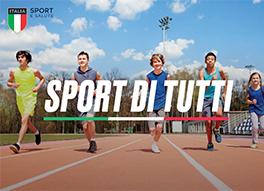 """Progetto Anci """"Sport di tutti"""""""