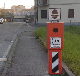 «VeloOK» in via Mascagni