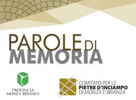 PAROLE DI MEMORIA- Una settimana di eventi online dedicati alla memoria della deportazione