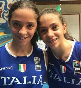 Eleonora e Matilde Villa
