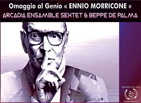 Lissone -  Concerto OMAGGIO AL GENIO: Ennio Morricone