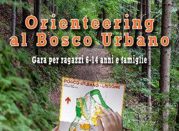 Orienteering al Bosco Urbano