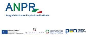Logo ANPR - Anagrafe Nazionale della Popolazione Residente