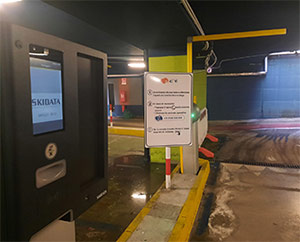 Lissone- Comunicato stampa - Parcheggio interrato di Piazza Libertà, dall'1 marzo ingresso regolato da barriere automatiche