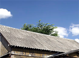 Rimozione cemento-amianto da edifici privati