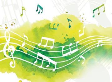 Frammento locandina Concerto di Primavera 2019