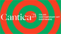 logo Cantica21 Italian Contemporary Art everywhere