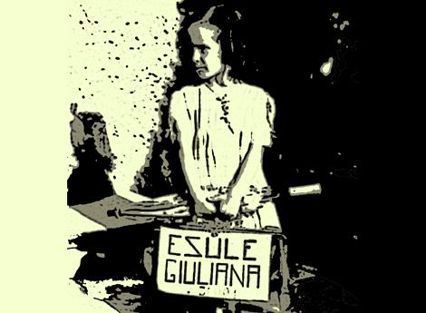 Immagine esule Giuliana Giorno del Ricordo