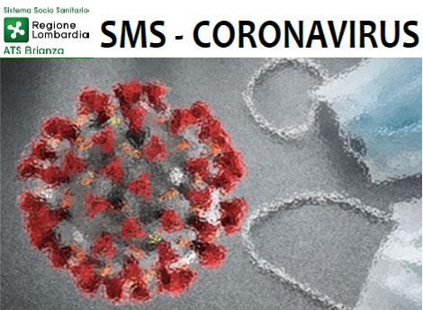 Comune di Lissone | immagine coronavirus e mascherine ATS Brianza