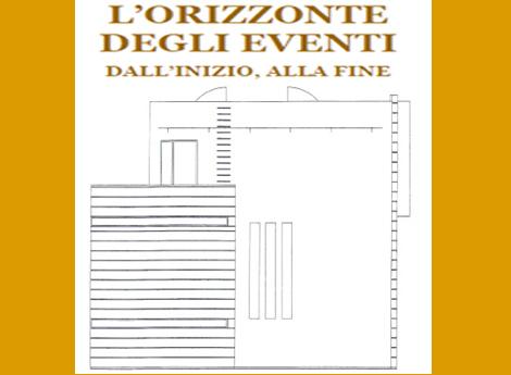 Icona porzione di copertina L'ORIZZONTE DEGLI EVENTI dall'inizio, alla fine