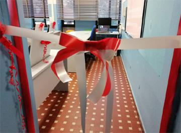 Lissone - Scuola Tasso, inaugurata la nuova aula di informatica