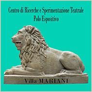 logo Centro di Ricerche e Sperimentazione Teatrale Polo Espositivo Villa Mariani