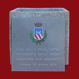 Immagine prima pietra