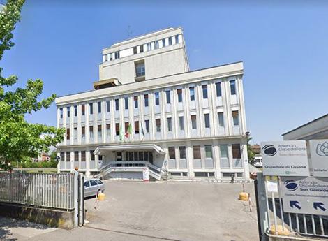 Foto dell' Ospedale di Lissone