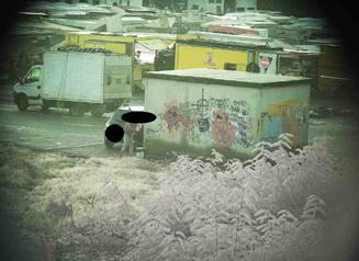 Lissone- Rifiuti abbandonati in Piazza Mercato, tre responsabili individuati grazie alle videocamere