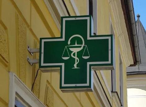 croce verde farmacia