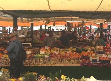 Lissone- Mercati comunali aperti solo con banchi alimentari
