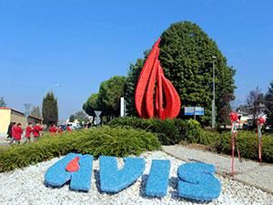 Immagine monumento Avis a Lissone