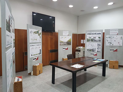 Mostra progetti concorso di idee