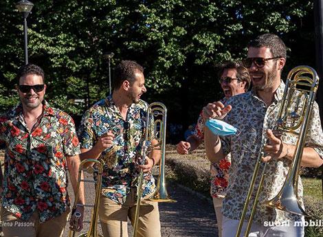 Immagine Quartetto di Brescia