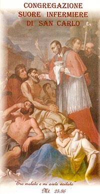 Immagine della Congregazione delle Suore infermiere di San Carlo