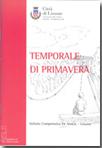 """Miniatura copertina volume """"TEMPORALE DI PRIMAVERA"""""""