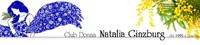 Logo Club Donna Natalia Ginzburg