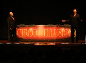 """""""Il circo delle illusioni"""""""