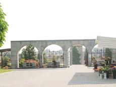 Foto cimitero del Comune di Lissone