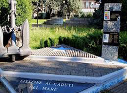 Monumento ai Caduti del Mare, Largo Marinai d'Italia - Lissone