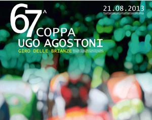 "Frammento copertina ""67^ COPPA UGO AGOSTONI"