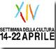 Miniatura Logo settimana della cultura