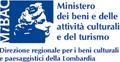 Logo Ministero dei beni e delle attività culturali e turismo