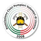 Logo Associazione Civici Pompieri di Lissone